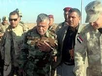 ترور  رئیس سازمان بدر عراق و همراهانش توسط  داعش
